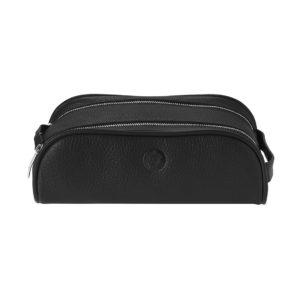Kulturtasche Reschen in schwarz