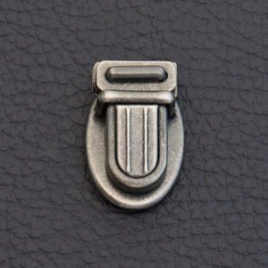 Mini Taschenverschluss - Oval
