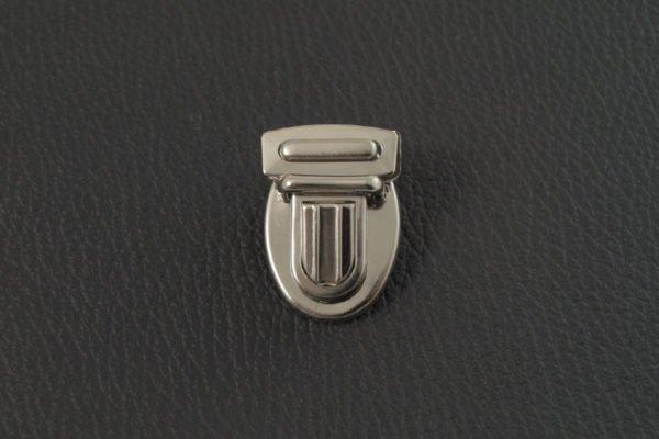Kleiner Taschenverschluss - Oval
