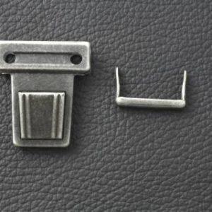 Steckverschluss Eckig 34 mm