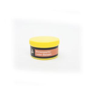 B&E Bienenwachs Balsam für Glattleder. 250 ml Dose Farblos.
