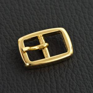 Doppelstegschnallen 076-N2 - 10 mm - Gold