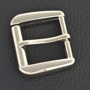 Edelrollgürtelschnallen 088-N1 - 30 mm Nickel