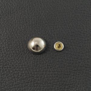 Taschenfuß Rund - Niete